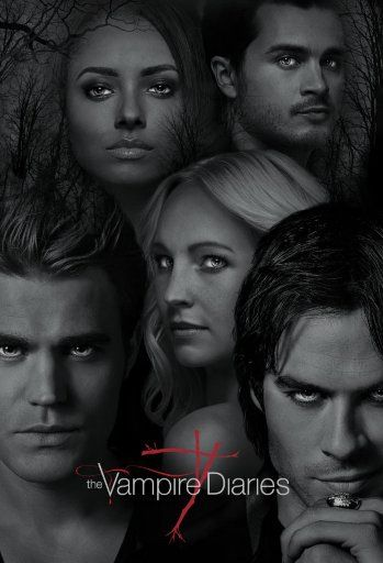 Image result for the vampire diaries poster season 7