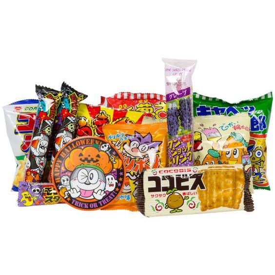 Halloween Snack Pack