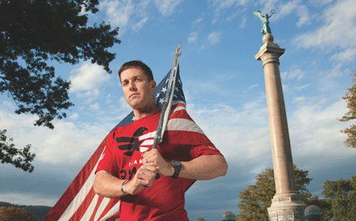 The Visionary: Major Mike Erwin in Runner's World