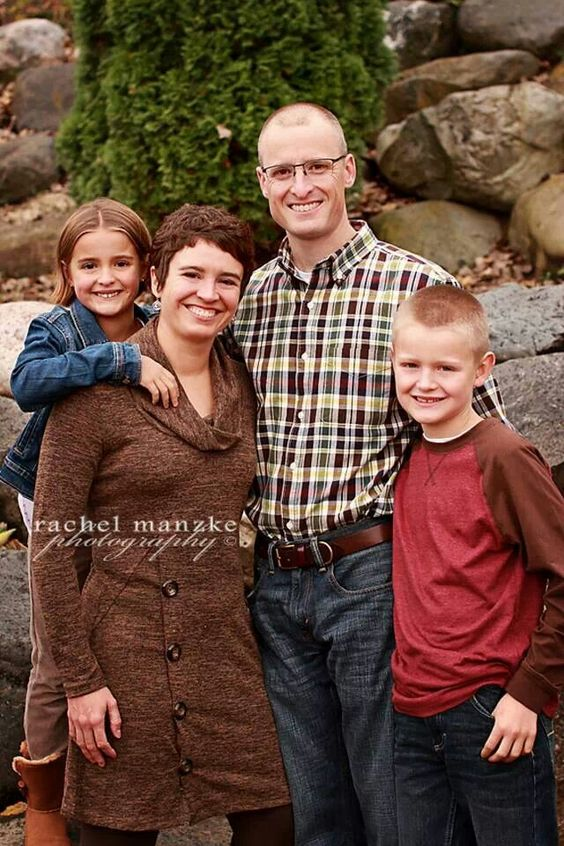 Family Portraits - Rachel Manzke Photography