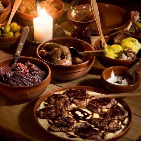 La cucina nel medioevo, degustazione in chiave moderna a Treviglio il 24 novembre