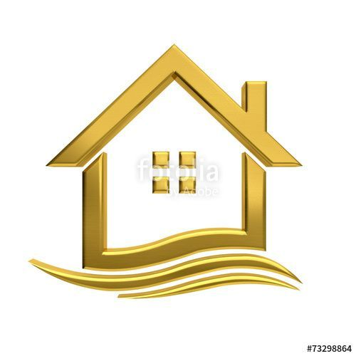 Golden House Wave Real Estate Image Gold House Architecture Home Building Old Background W Internet Marketing Strategy Online Marketing Web Marketing