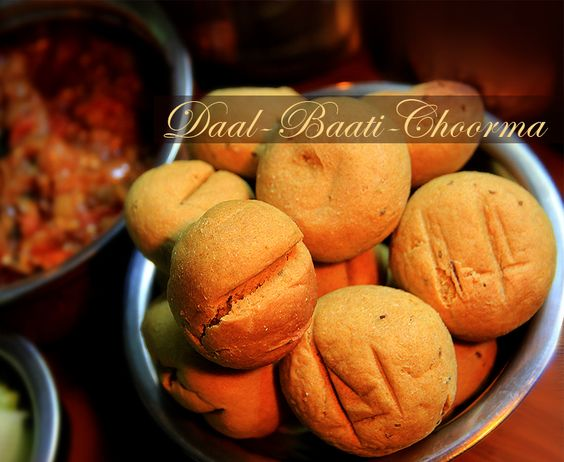 Semi-sweet 'Choorma', spicy 'Daal' and deep-fried 'Baati' are a wonderful Rajasthani treat. Cooked in traditional style at jüSTa Lake Nahargarh Palace, Daal Baati Churma is an all time favourite. http://goo.gl/N7IzBc