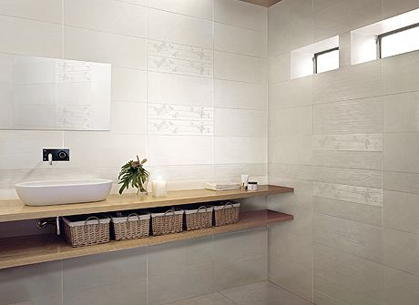 holzablagen f rs g ste wc badezimmer pinterest. Black Bedroom Furniture Sets. Home Design Ideas