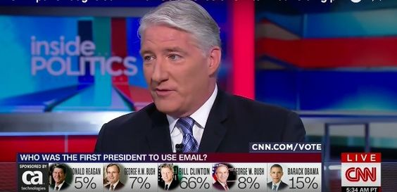 CNN Panel Roars With Laughter At Kaine?s Defense Of Hillary Not Holding Press…