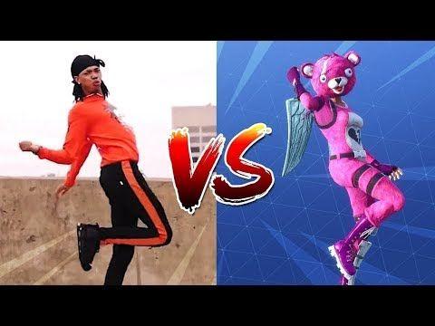 Todos Los Nuevos Bailes De Fortnite En La Vida Real Youtube Baile Fortnite La Vida Real