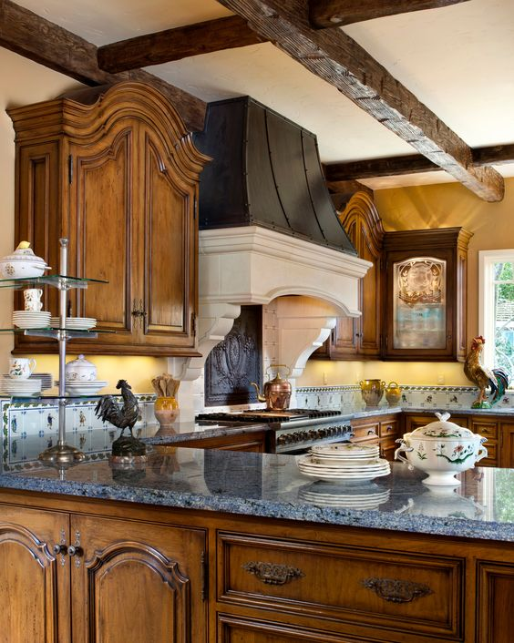 French Kitchen Designs Delectable Inspiration