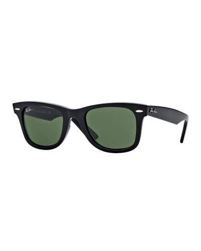 Ray-Ban Classic Wayfarer Sunglasses, Black