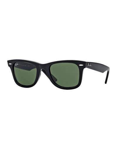 Ray-Ban Classic Wayfarer Sunglasses, Black