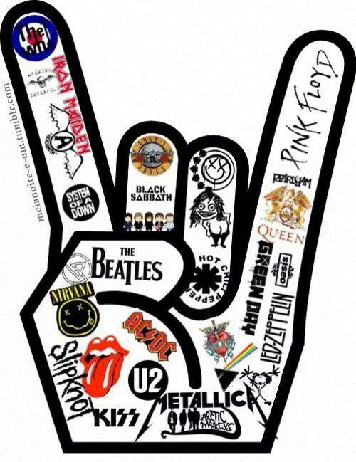 Rock mano