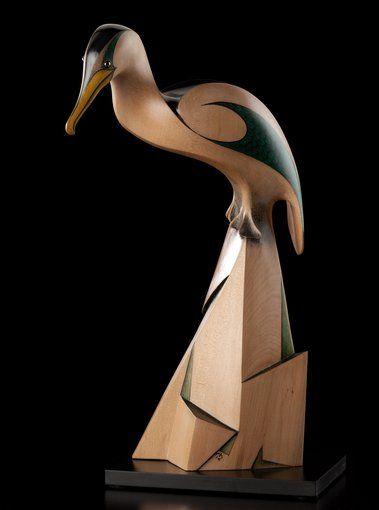 I Spy Cormorant, Te Kawau • New Zealand Black Shag by Rex Homan, Māori artist (KR140703):