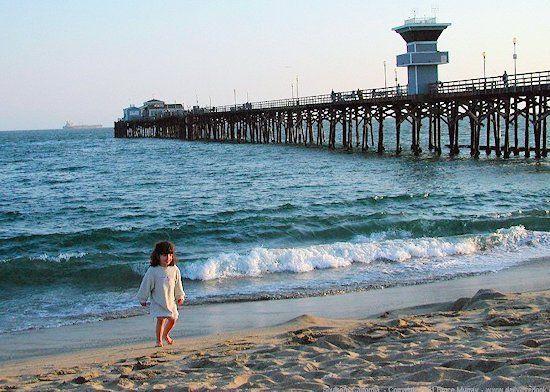 Movie #1: Describing a Scene: California Beach