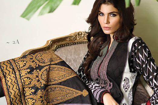 Sana Safinaz Lawn Eid Collection 2014-15, Summer Lawn Wrinkle Free Dresses