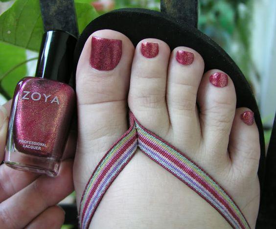zoya - gloria | Nails | Pinterest | Pink Polish, Nail Care and Polish