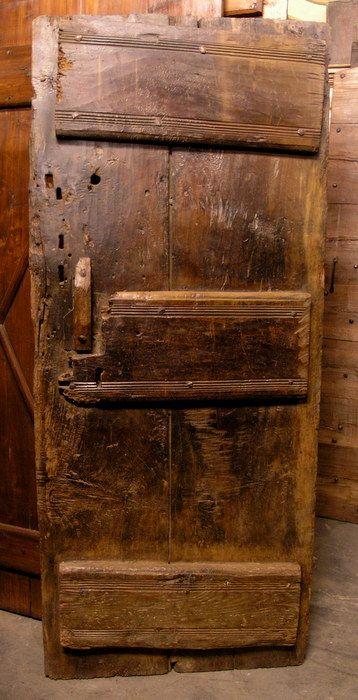 Porte da interno rustiche simone marro porte e portoni for Cottage inglese perfetto