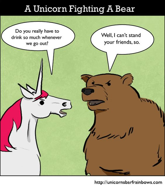 Unicorn dating