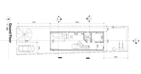 New Build, Two - Storey Contemporary Residential Dwelling in Thame, Oxfordshire