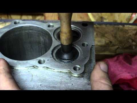 How To Do A Valve Job On A Small Engine With Taryl Youtube Lawn Mower Repair Small Engine Engine Repair
