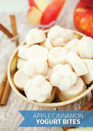yogurt summer rice apples cinnamon snacks rice krispies yogurt ...