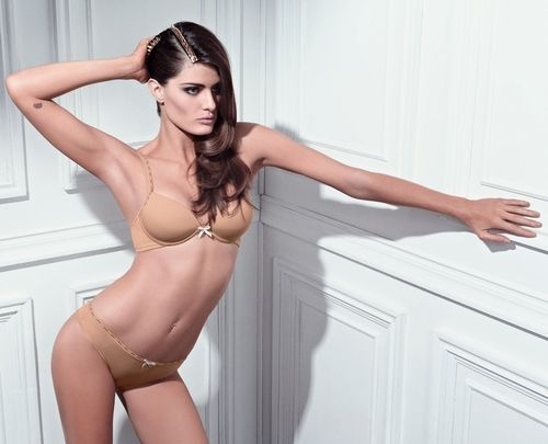 Isabeli Fontana for the Un.i 2014 Campaign