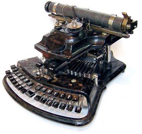 Classic Typewriter Fonts
