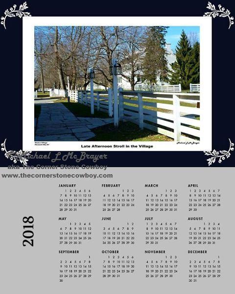best 2018 calendars