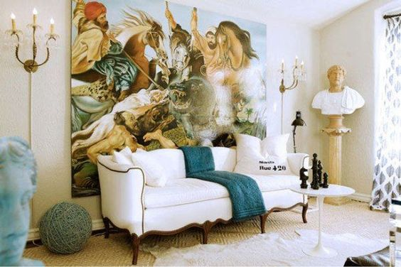 Extravagant Interior Design Ideas from Gary Spain - http://freshome.com/2010/06/02/extravagant-interior-design-ideas-from-gary-spain/