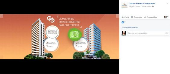 Cliente: Castro Neves Construtora