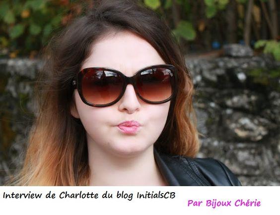 portrait blog mode initials cb