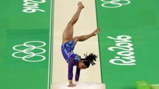 Rio 2016: India's first female Olympic gymnast inspires a nation - BBC News