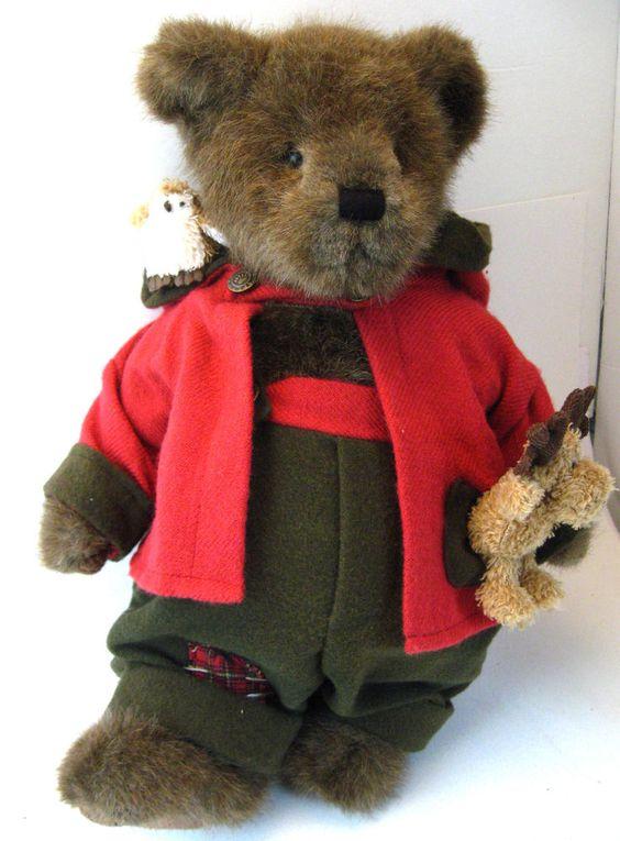 US $29.99 Used in Dolls & Bears, Bears, Boyds