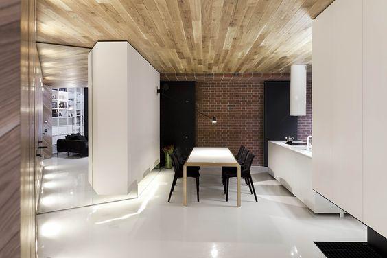 studio mode: park loft | modern industrial, lofts and studio, Innenarchitektur ideen