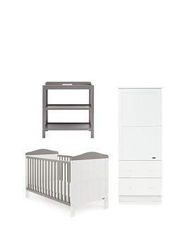 Whitby 3 Piece Nursery Furniture Set Nursery Furniture Sets