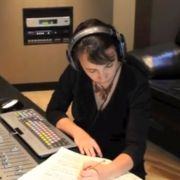 Our producer, Anne-Marie Sylvestre, from Montreal.