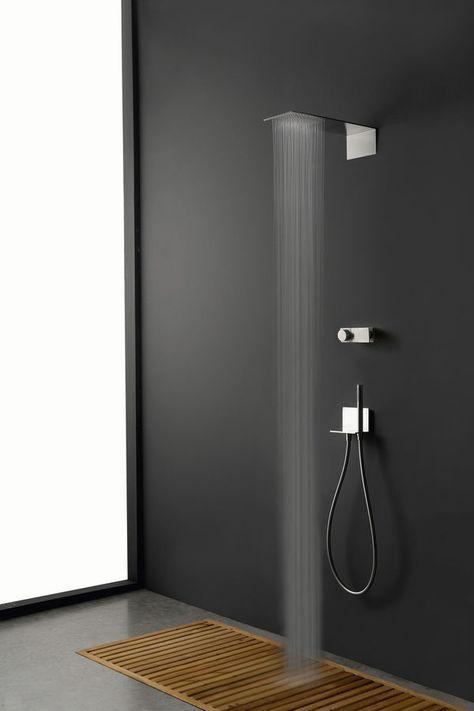 Vonmorden Massivem Messing Dusche Wasserhahn Chrom Finish Shower Faucet Faucet Bathroom Shower Faucets