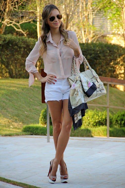 Blog da Jéssica: Inspiração: Looks Simples e Elegantes
