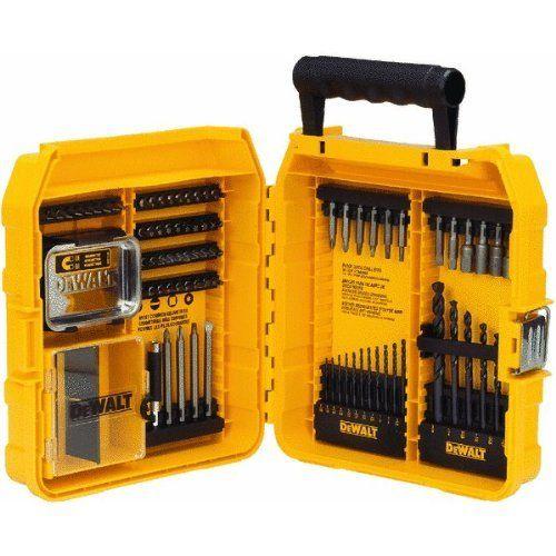 Much needed for Home Decorating DEWALT DW2587 80-Piece Professional Drilling/Driving Set DEWALT http://www.amazon.com/dp/B004SL30RC/ref=cm_sw_r_pi_dp_ZRgGub0CXJFMP