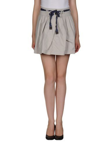 I found this great VINTAGE 55 Mini skirt on yoox.com. Click on the image above to get a coupon code for Free Standard Shipping on your next order. #yoox