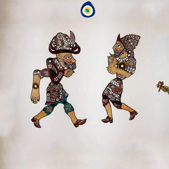 The shadow play characters Karagöz and Hacivat are based on historic personalities who lived and died in Bursa.