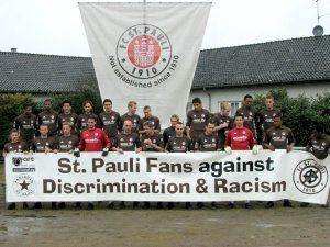 St. Pauli, the diamond of Deutschland.