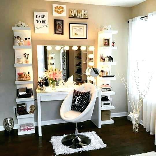 Makeup Station Furniture For Best, Makeup Station Furniture