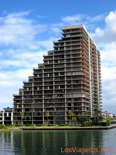 Edificio de Miami - USA