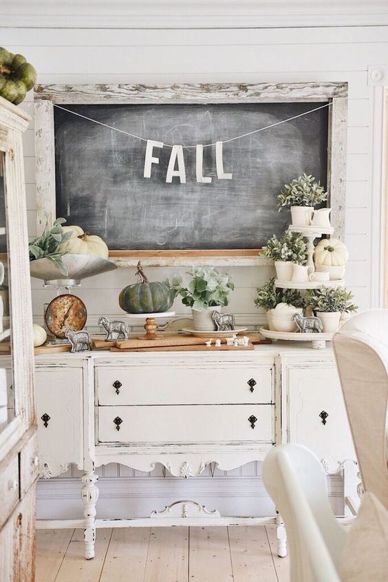 Happy Friday! I wanted to end this busy week off with sharing a lovely little fall scene in our house in hopes that it will inspire you in some way for your fall decor. Yesterday I shared our simple fall pear mantel & today I have another little simple fall corner to share with you. …