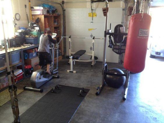 Vectra universal home gym model c1 corner unit