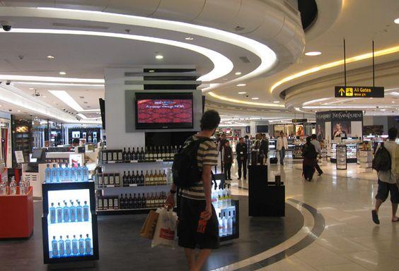 delhi duty free unveils an indian airport shopping extravaganza jpg 640 436 arch duty free pinterest duty free shop