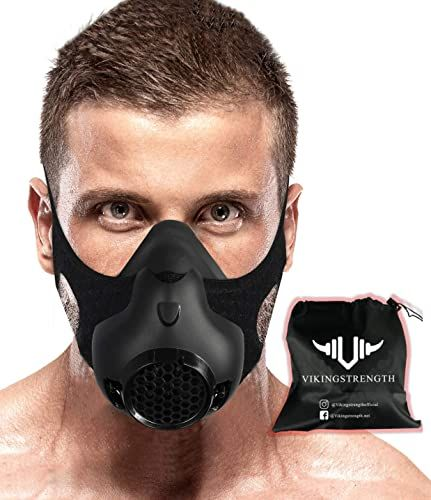 Amazing Offer On Vikingstrength New 24 Levels Training Workout Mask Running Biking Mma Endurance Adjustable Resistance High Altitude Elevation Mask Air Resi In 2020 Fitness Training Resistance Training High Intensity Workout