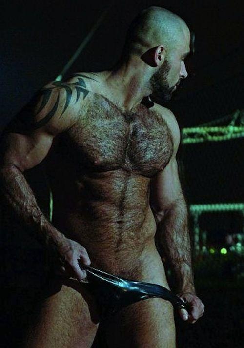Fetish man - Alex Baresi