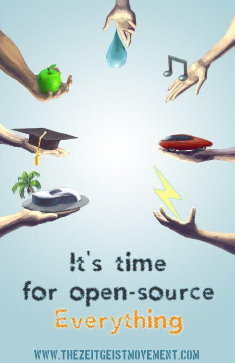 "Open-Source Everything ""EVERYTHING""?  AND  AT WHAT STAGE?"