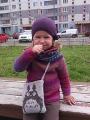 "http://www.ravelry.com/projects/evanau/dune-2  Детский вариант ""Дюны""."