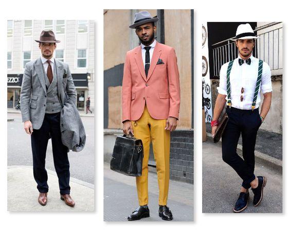 style dress gents fine